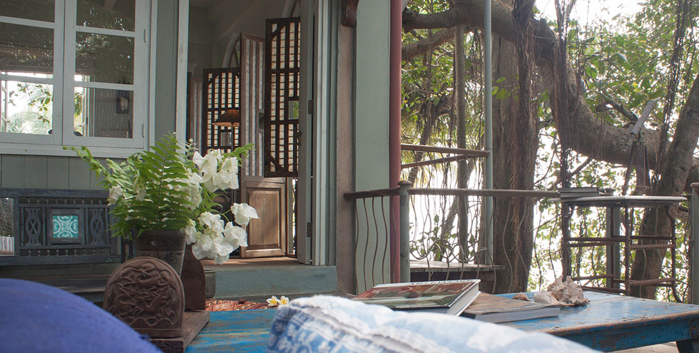 Charming Goa Boutique Hotel Arjun tree house N