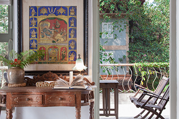 Charming Goa Boutique Hotel Nascente image 2 b