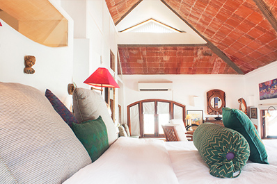 Charming Goa Boutique Hotel Trinidade suite image 2 a