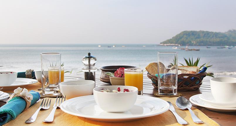Goa Al fresco dining image 1