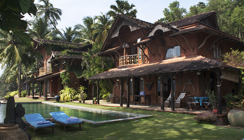 Boutique Hotel Goa Ahilya by the Sea